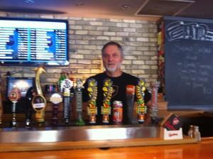 Milos Kral of Milos' Craft Beer Emporium