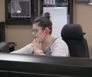 Students can contact Fanshawe's emergency phone line where an operator can redirect the call depending on if it deals with police, fire or EMS.