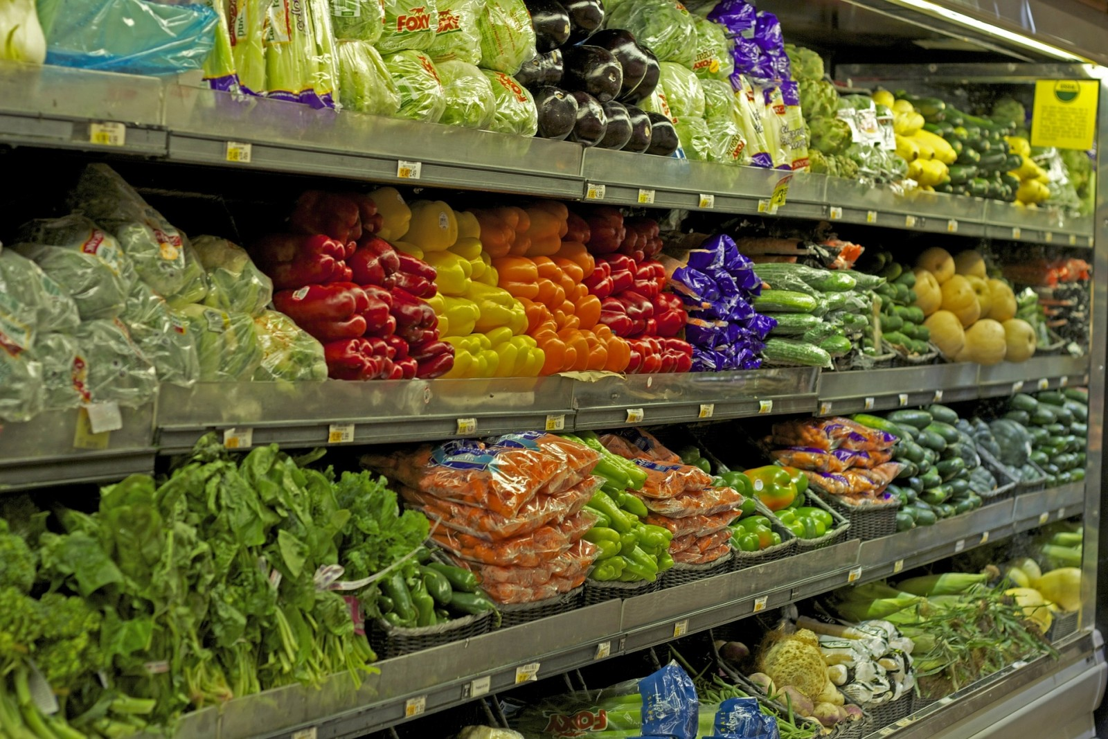 Vegetables (Photo courtesy of Pixabay)