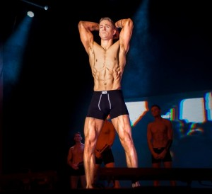 Michael Clegg, former fitness model, now owner of Connect Athletics & Rehabilitation Centre.