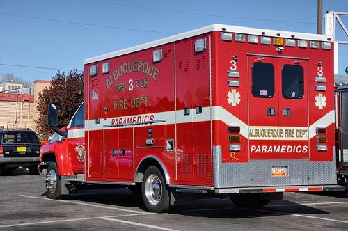 AFD Paramedics